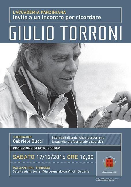 In ricordo di Giulio Torroni