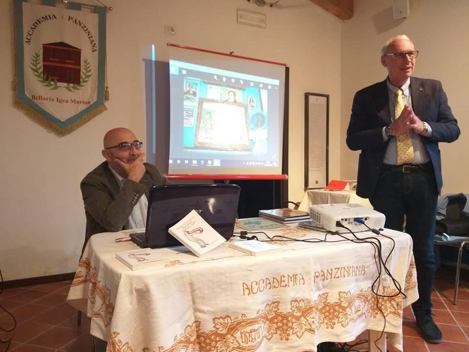 """""""Cervelli a fette"""", la conferenza di Antonio Castronuovo"""
