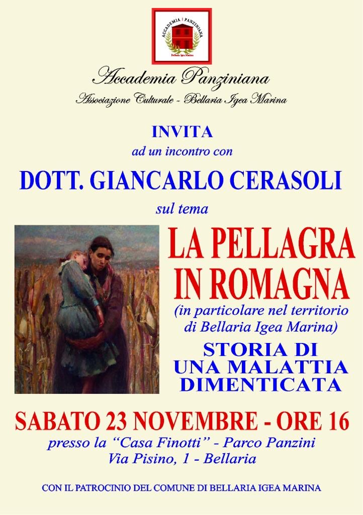 La pellagra in Romagna