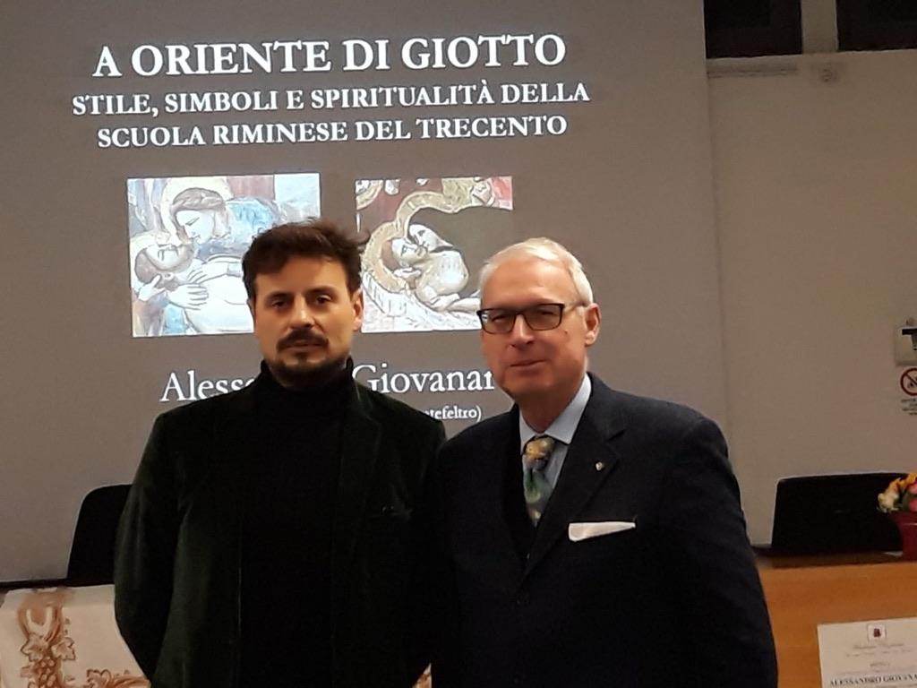 La scuola di Giotto nel territorio riminese