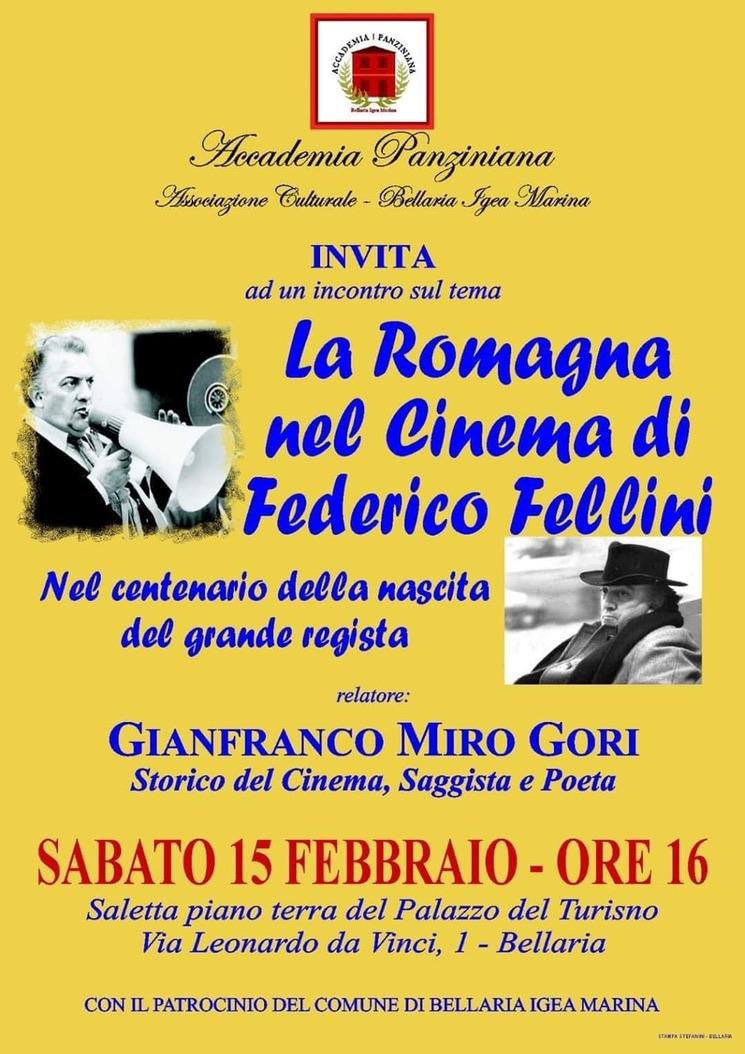 La Romagna nel cinema di Federico Fellini